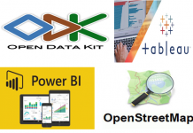 training-course-in-odk, tableau, power bi, and OpenStreetMaps for Integrated Data Collection, Visualization and Mapping -t4d